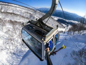 Goryu Ski Resort Winter - Toomi Gondola