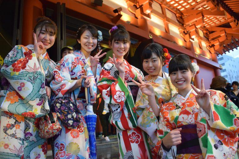 Kimono Experience Hakuba