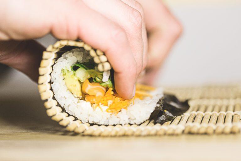 Sushi making Experience Hakuba