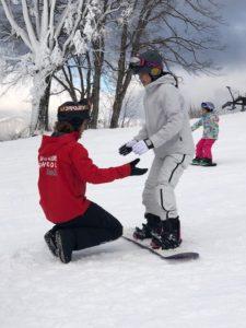 Hakuba47 Ski Academy International (& snowboard)