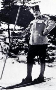 Theodor Edler von Lerch