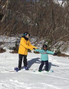 Hakuba Propeak Snowboard Lesson