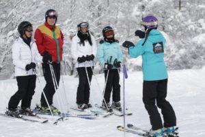 A Hakuba Ski Concierge Lesson