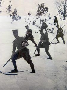 Military Skiers