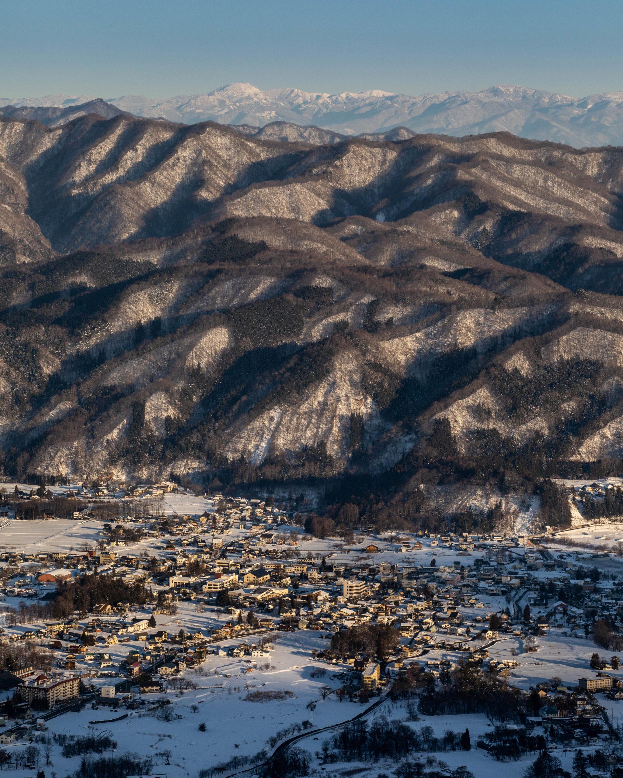 Hakuba Spring Skiing - Hakuba Town