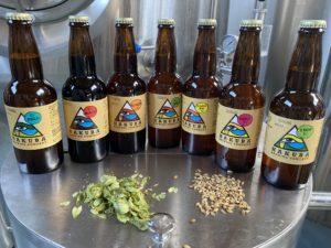 HBC Beer lineup