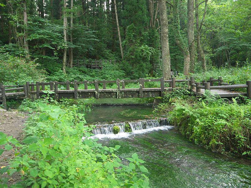 Himekawa River Headwaters