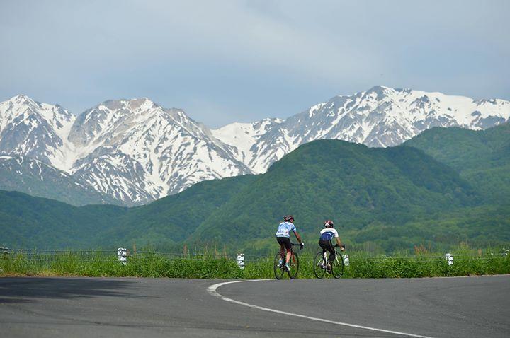 road Cycling in Hakuba