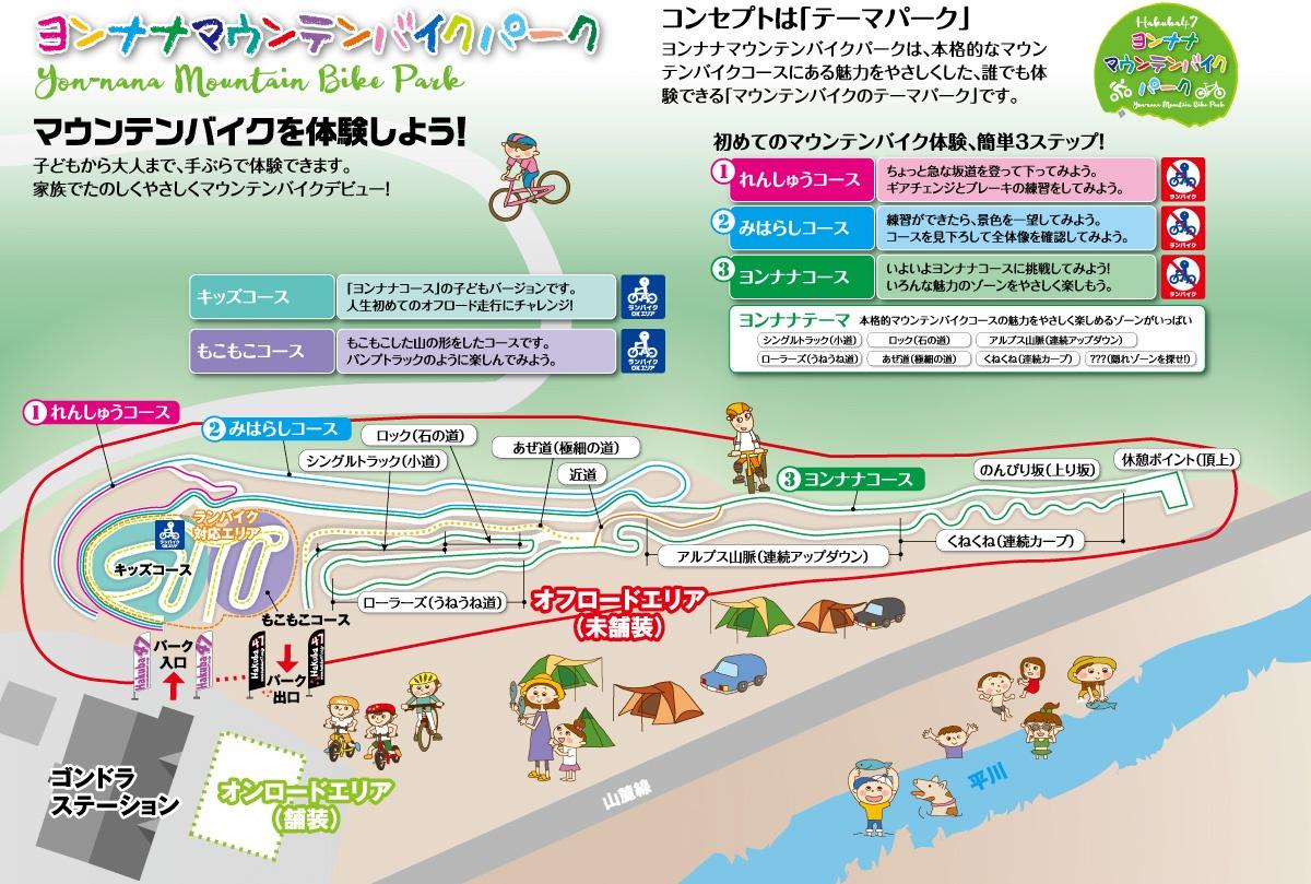 Hakuba 47 in Summer -Hakuba 47 MTB Park