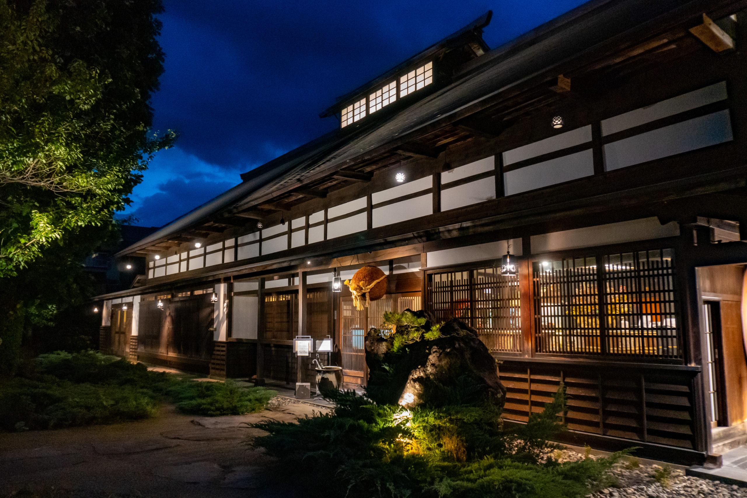 Hakuba Iwatake Summer - Shouya Maruhachi at Night (1 of 1)