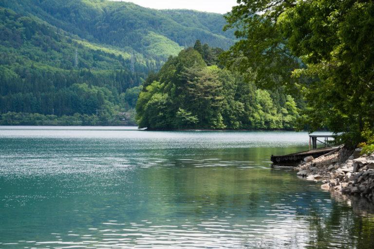 The Amazing Lake Aoki