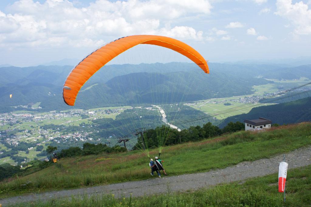 Goryu Paragliding