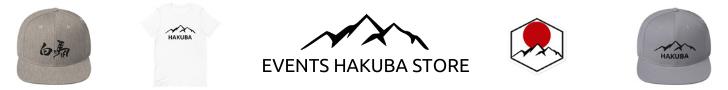 EVENTS HAKUBA STORE BANNER AD