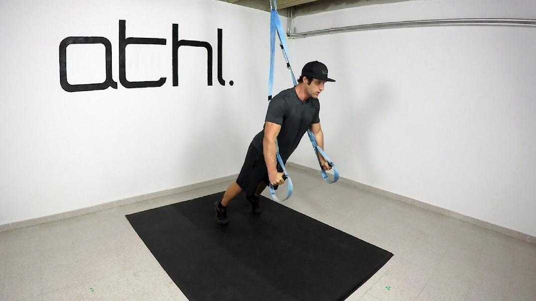 Ski Workout - Arm Extension 2 - ATHL Exercises