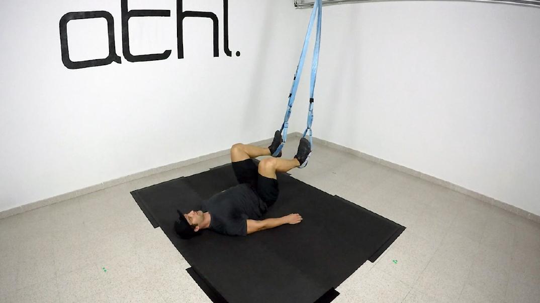Ski Workout - Leg Curl 2 - ATHL Exercises