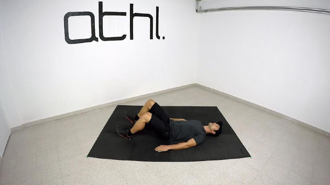 Ski Workout - Hip Bridge - ATHL Exercises