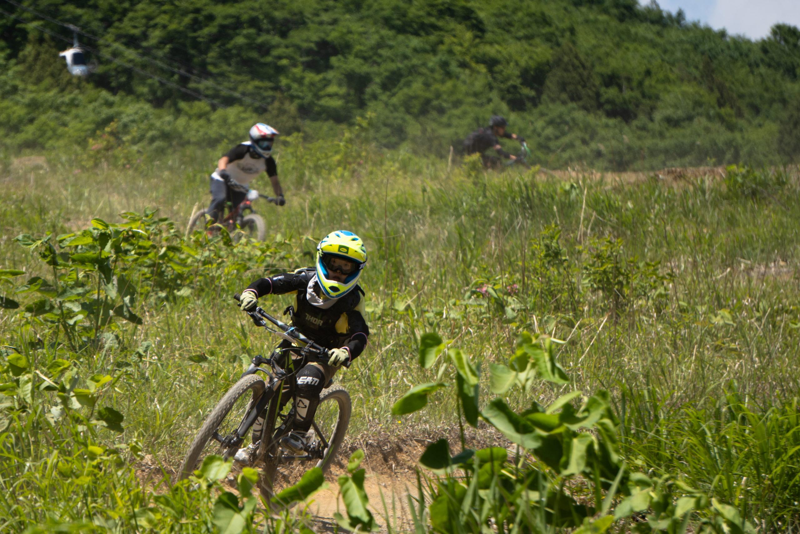 Hakuba Iwatake Summer - Iwatake Mountain Biking
